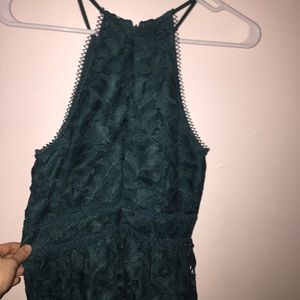 LOFT Dresses - Loft Lace Halter Dress